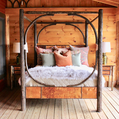 Sentinel Canopy Bed