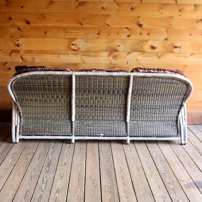 All Weather Birch Sofa