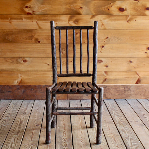 Phelps Chair in Hickory with Hickory Slat Seat