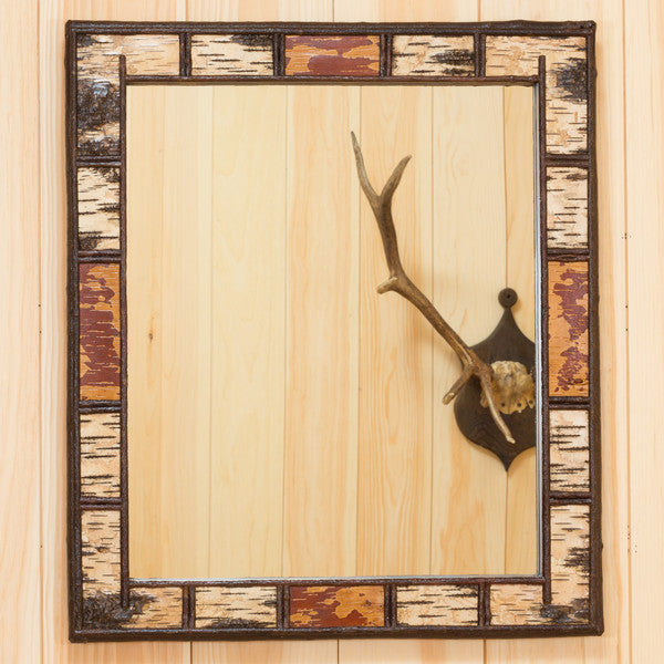 Dartbrook Birch Mirror | Custom