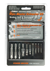 Alden 1007p Master Extractor Grabit® Pro 10 Piece Kit