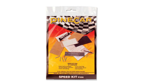 PineCar #P356 Speed Kit Speed Tools Performance