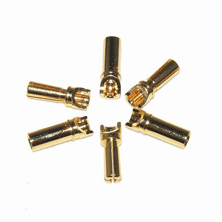 3.5mm Golden Plated Connector