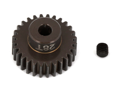 Team Associated Factory Team Aluminum 48P Pinion Gear 28T ASC1346