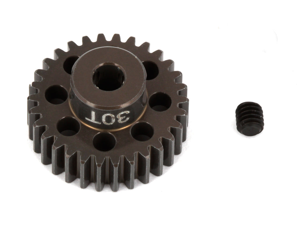 Team Associated Factory Team Aluminum 48P Pinion Gear 30T ASC1348