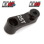 Team Associated Factory Team Aluminum Servo Horn 25T, 15.5mm ASC1366