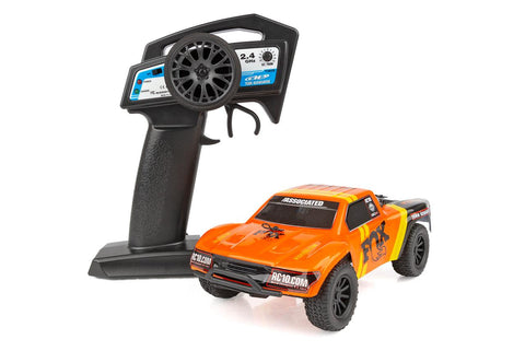 Team Associated SC28 FOX Edition 1/28 Scale RTR 2wd Short Course Truck ASC20157