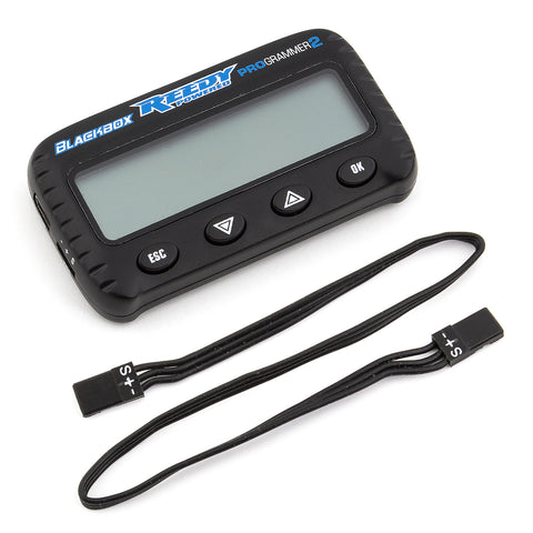 Team Associated Reedy Blackbox PROgrammer 2 ASC27027
