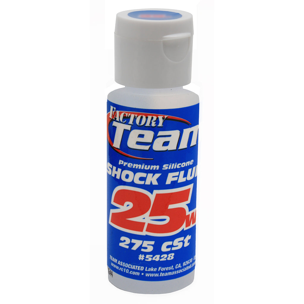 Team Associated Silicone Shock Oil 2oz 25wt ASC5428