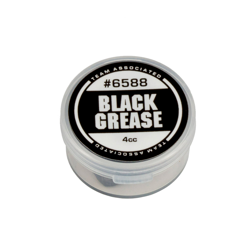 Team Associated Black Grease (4cc) ASC6588