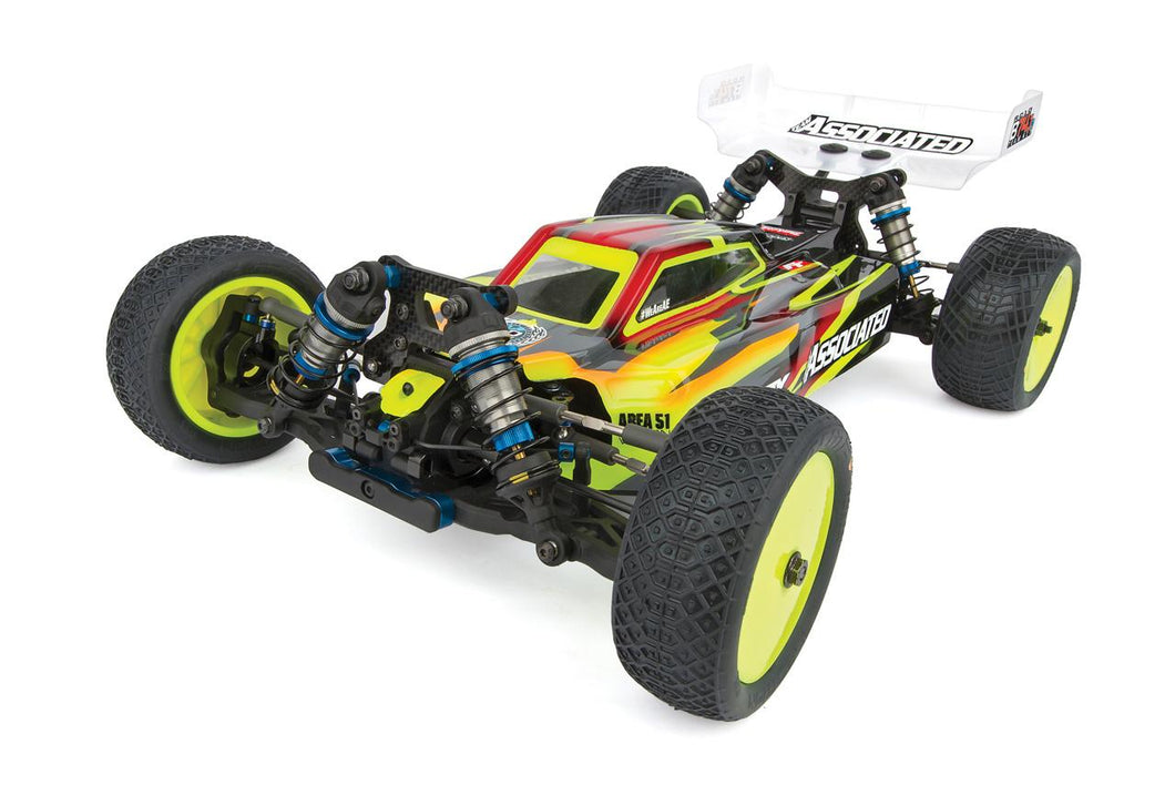 Team Associated RC10 B74.1D Team 1/10 4WD Off-Road Electric Buggy Kit ASC90028
