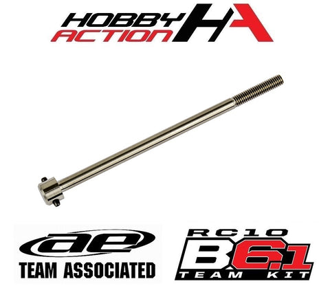 Team Associated B6.1 Titanium Top Shaft Screw ASC91797