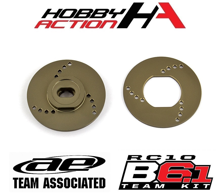 Team Associated B6.1 HTC Vented Slipper Hub Outer ASC91807