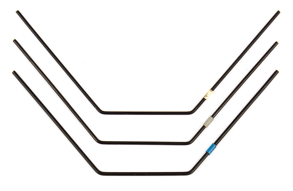 Team Associated B6.1 Rear Anti-Roll Bar Set ASC91823
