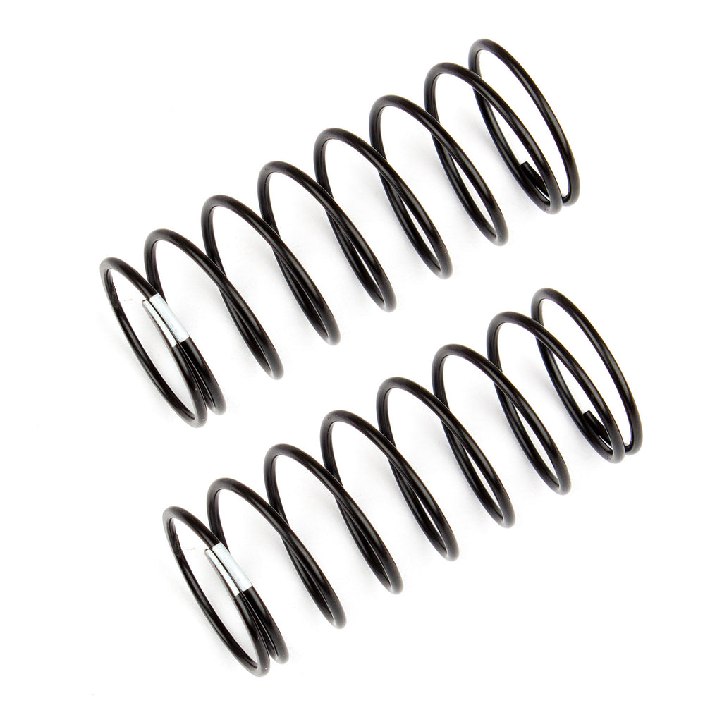 Team Associated B6.1 44mm Front Shock Spring White 3.40 ASC91835