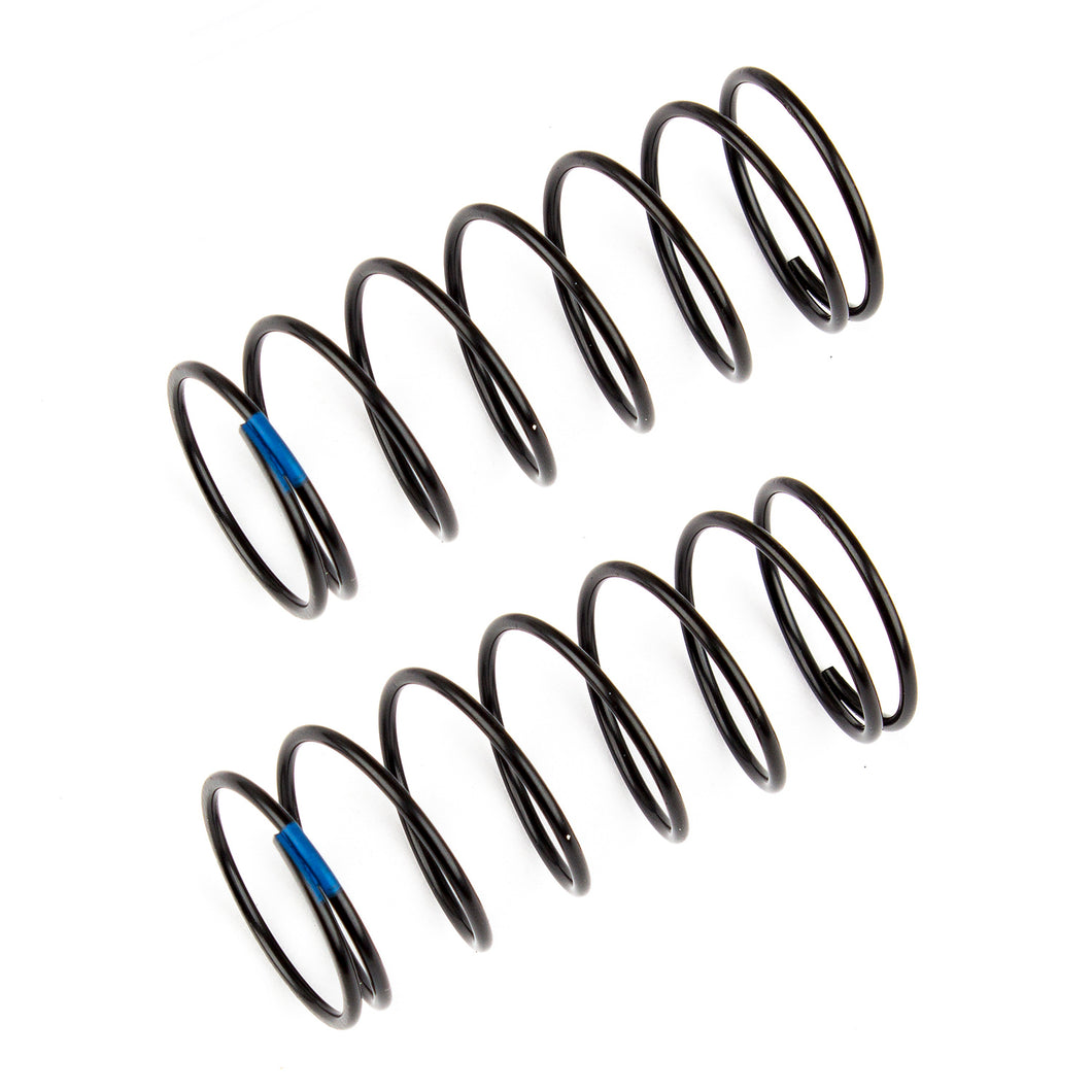 Team Associated B6.1 44mm Front Shock Spring Blue 3.9 ASC91833
