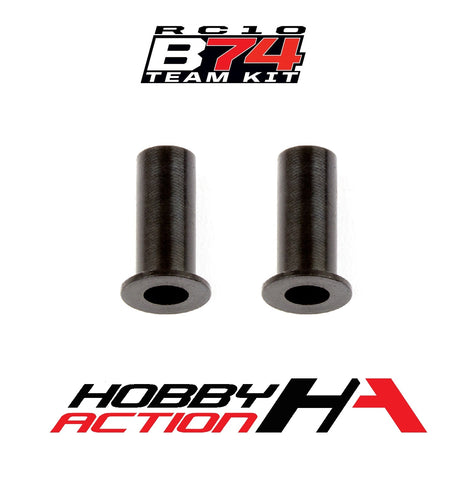 Team Associated RC10 B74 Steering Rack Hat Bushings (2) ASC92169