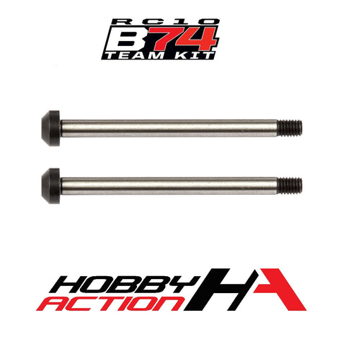 Team Associated RC10 B74 Rear Hub Hinge Pin (2) ASC92188