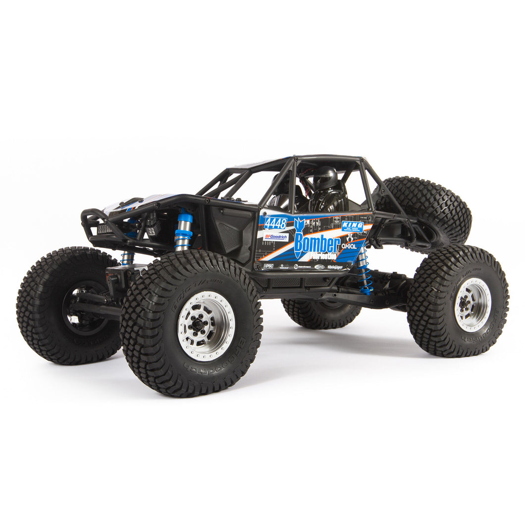Axial RR10 Bomber 2.0 1/10 RTR Rock Racer AXI03016