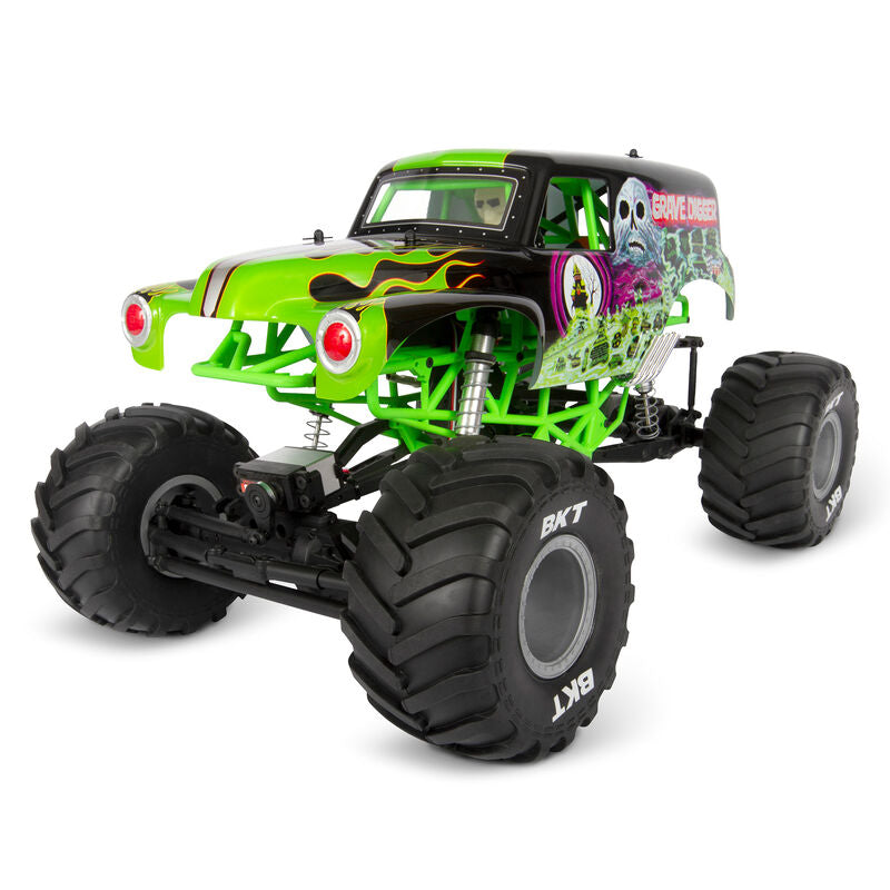 Axial SMT10 Grave Digger RTR 1/10 4WD Monster Truck AXI03019