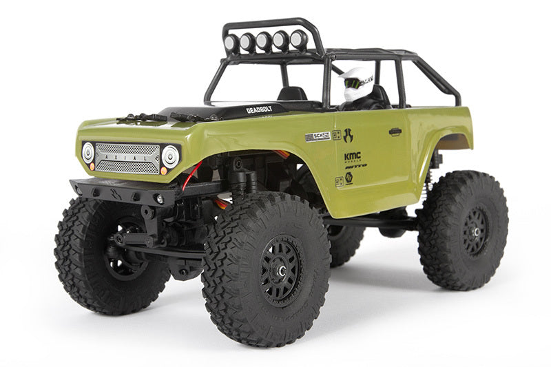 Axial SCX24 1/24 4WD RTR Scale Mini Crawler