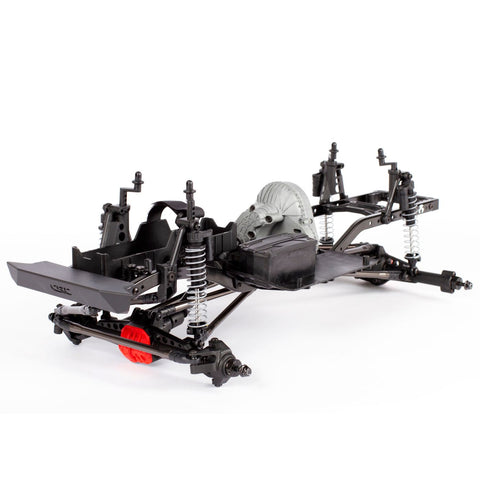 Axial 1/10 SCX10 II Raw Builders Kit AXI90104