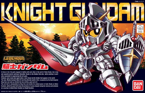 "Bandai BB#370 Knight Gundam ""Legend BB"" Bandai Super Deformed BAN175324"