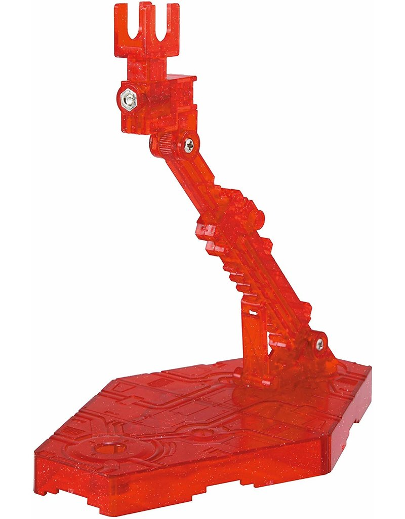 Bandai Sparkle Red Action Base 2 Display Stand (1/144) BAS5057603