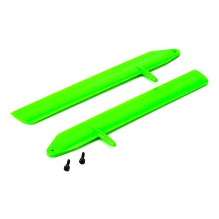 ** BLH3715GR Blade Helis Fast Flight Main Rotor Blade Set Green 130 X