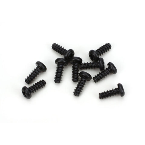 ECX 3x8mm Self-Tapping Button Head Screw (10) ECX1062