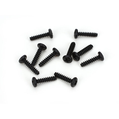 ECX 3x12mm Self-Tapping Button Head Screw (10) ECX1064