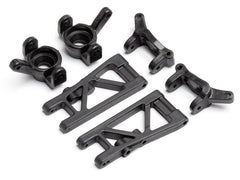 ^ HPIC9914 HPI Racing FRONT SUSPENSION ARM SET HPI 105514