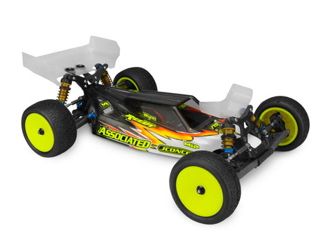 Jconcepts Team Associated S2 Lightweight B6 B6D Body w/ Aero Wing