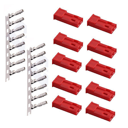 JST Connector - Female (10pcs)