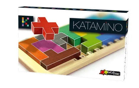 Katamino- Wooden Strategy Game by Gigamic