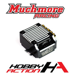 Muchmore Racing FLETA PRO V2 Brushless ESC Black ME-FLP2K