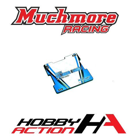 Muchmore Racing Quick Camber Gauge 0.5,1.0,1.5 for 1/10 MR-CGS1