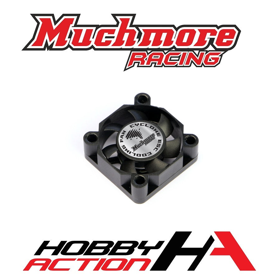 Muchmore Racing FLETA PRO Brushless ESC High RPM Cooling Fan 30mmx30mm MR-FPCF