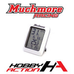 Muchmore Racing Race Helper Pro Indoor Humidity & Temperature Monitor MR-RHP