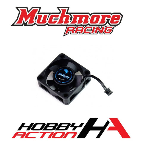 Muchmore Racing 30x30x10mm Turbo Cooling Fan MR-TU30FAN