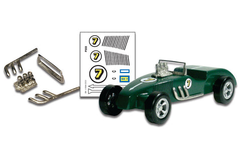 PineCar #P333 Street Rod Custom Parts With Decals
