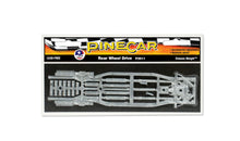 Load image into Gallery viewer, PineCar  Rear Wheel Drive Chassis Weight P3911 Pinewood Derby Car