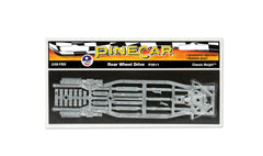 PineCar  Rear Wheel Drive Chassis Weight P3911 Pinewood Derby Car