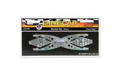 PineCar Rocket Car Chassis Weight P3913 Pinewood Derby Car