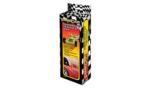 PineCar #P3960 Sanding Sealer & Wax Tools and Adhesives