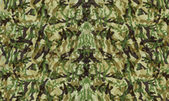 PineCar #P3978 Camouflage Custom Body Skin Wrap