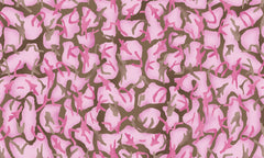 PineCar #P3985 Pink Camo Custom Body Skin Wrap