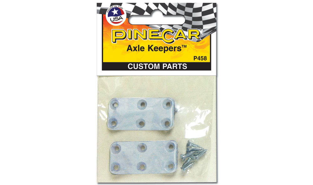 PineCar #P458 Axle Keepers