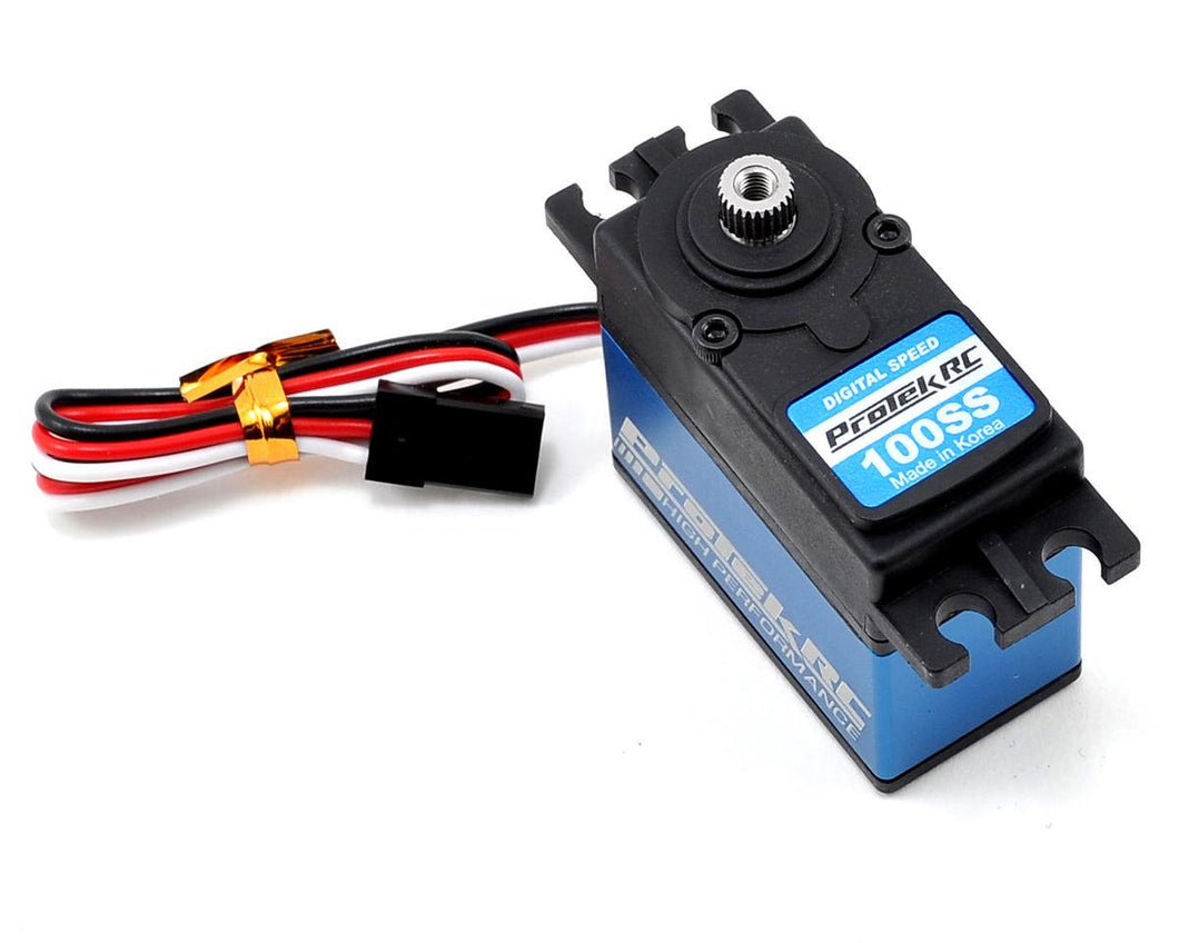 ProTek RC 100SS Standard Digital Super Speed Metal Gear Servo PTK-100SS