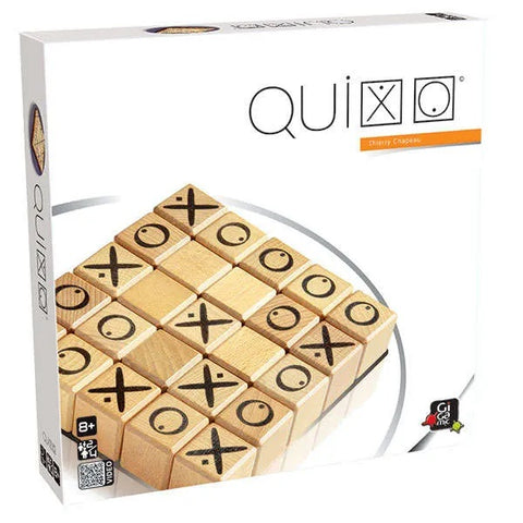 Quixo - Wooden Strategy Game by Gigamic